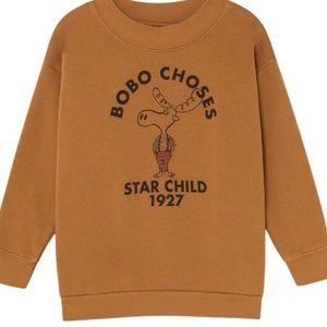 Bobo Choses unisex sweatshirt